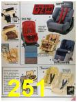 1986 Sears Fall Winter Catalog, Page 251