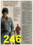 1980 Sears Fall Winter Catalog, Page 246