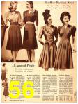 1940 Sears Fall Winter Catalog, Page 56