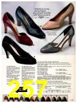 1982 Sears Fall Winter Catalog, Page 257