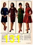 1966 Montgomery Ward Fall Winter Catalog, Page 131