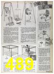 1967 Sears Fall Winter Catalog, Page 489