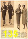 1958 Sears Spring Summer Catalog, Page 135