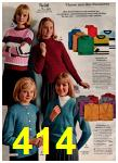 1966 Montgomery Ward Fall Winter Catalog, Page 414