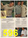 1962 Sears Spring Summer Catalog, Page 596
