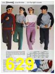 1985 Sears Fall Winter Catalog, Page 629
