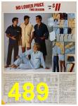 1985 Sears Spring Summer Catalog, Page 489