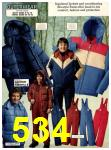 1978 Sears Fall Winter Catalog, Page 534
