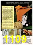 1972 Sears Fall Winter Catalog, Page 1109