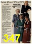 1980 Sears Fall Winter Catalog, Page 347