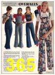 1975 Sears Spring Summer Catalog, Page 365