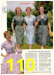 1962 Montgomery Ward Spring Summer Catalog, Page 110