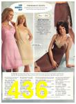 1971 Sears Fall Winter Catalog, Page 436