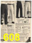 1982 Sears Fall Winter Catalog, Page 608
