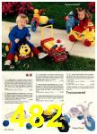 1987 JCPenney Christmas Book, Page 482