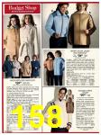 1982 Sears Fall Winter Catalog, Page 158