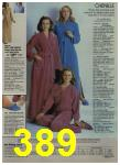 1980 Sears Fall Winter Catalog, Page 389