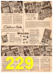 1952 Sears Christmas Book, Page 229