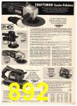 1974 Sears Fall Winter Catalog, Page 892