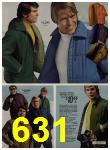 1972 Sears Fall Winter Catalog, Page 631