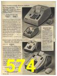 1965 Sears Fall Winter Catalog, Page 574