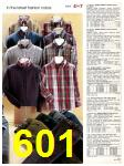 1983 Sears Fall Winter Catalog, Page 601