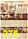 1940 Sears Fall Winter Catalog, Page 276