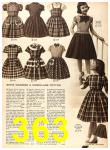 1956 Sears Fall Winter Catalog, Page 363