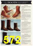 1971 Sears Fall Winter Catalog, Page 572