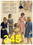 1960 Sears Spring Summer Catalog, Page 345