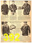 1940 Sears Fall Winter Catalog, Page 392