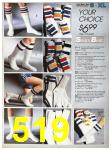 1988 Sears Fall Winter Catalog, Page 519