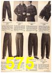 1960 Sears Fall Winter Catalog, Page 575