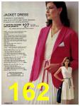 1981 Sears Spring Summer Catalog, Page 162