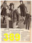 1966 Montgomery Ward Fall Winter Catalog, Page 389