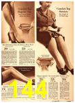 1940 Sears Fall Winter Catalog, Page 144