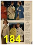 1962 Sears Spring Summer Catalog, Page 184