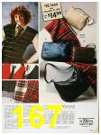 1985 Sears Fall Winter Catalog, Page 167
