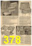1961 Sears Spring Summer Catalog, Page 378