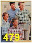 1987 Sears Fall Winter Catalog, Page 479
