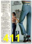 1980 Sears Spring Summer Catalog, Page 411