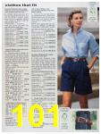 1993 Sears Spring Summer Catalog, Page 101