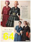 1960 Sears Fall Winter Catalog, Page 64