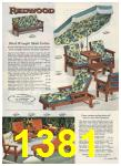 1965 Sears Spring Summer Catalog, Page 1381