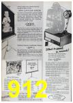 1964 Sears Fall Winter Catalog, Page 912