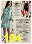 1974 Sears Spring Summer Catalog, Page 104