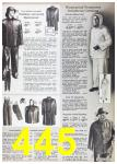 1967 Sears Spring Summer Catalog, Page 445