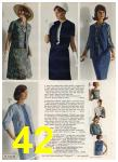 1965 Sears Spring Summer Catalog, Page 42