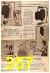 1963 Sears Fall Winter Catalog, Page 357
