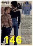 1980 Sears Fall Winter Catalog, Page 146